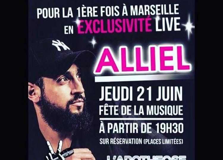 Alliel à Marseille