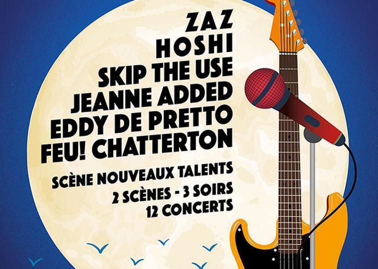 Montjoux Festival - Feu Chatterton Et Zaz à Thonon les Bains