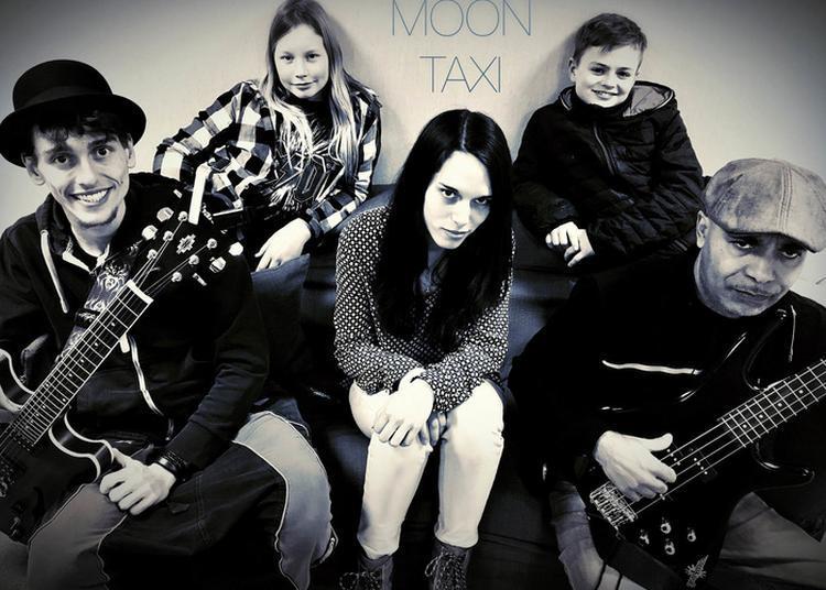 Moon Taxi à Digne les Bains