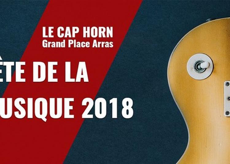 Moonlight Sessions - Nobody's - Balek' (Fête de la Musique 2018) à Arras
