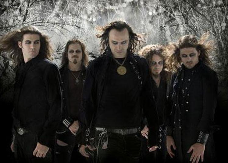 Moonspell + Rotting Christ + Guest à Toulouse