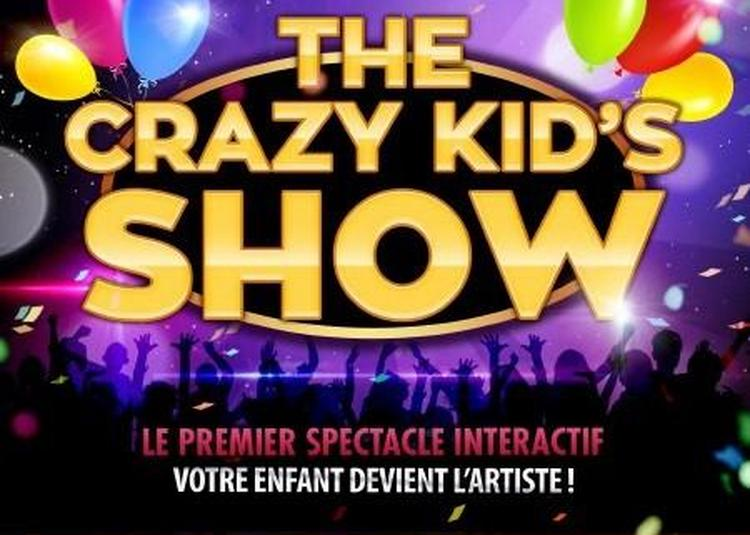 Moos Dans The Crazy Kid's Show à Paris 3ème