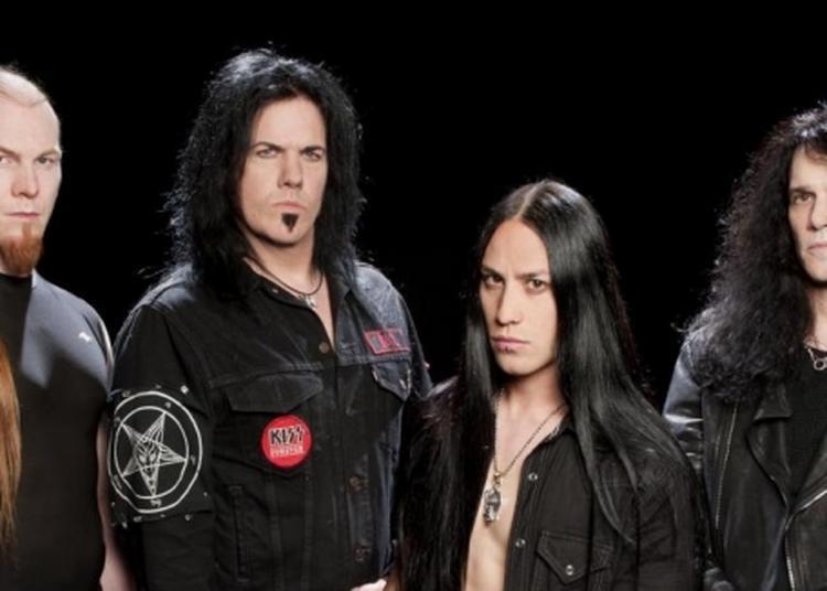 Morbid Angel à Paris 19ème