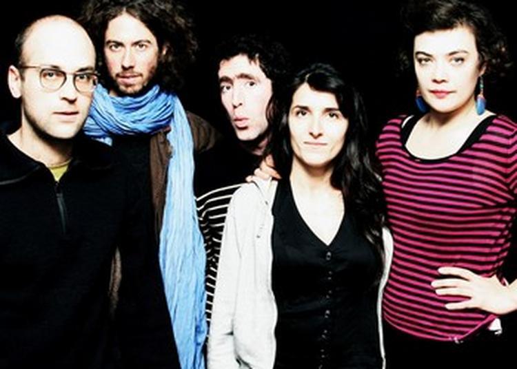 Moriarty présente Wati Watia Zorey Band à Nantes