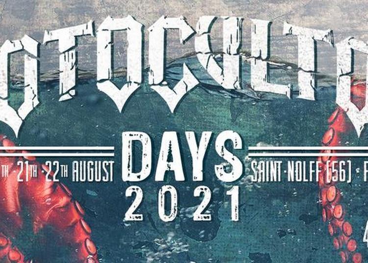 Motocultor Days - Pass 3 Jours à Saint Nolff