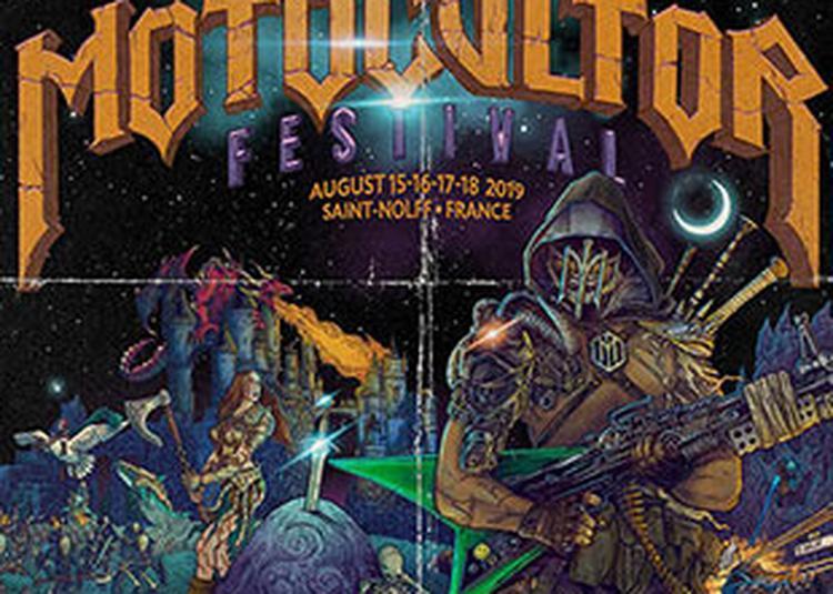 Motocultor Festival 2019