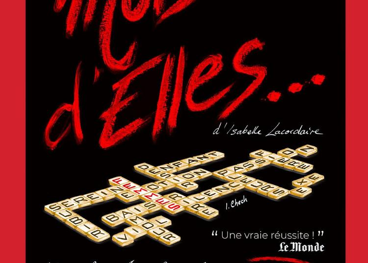 Mots d'Elles à Paris 4ème