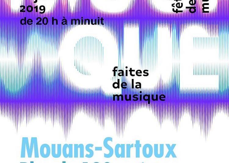 Mouans-Sartoux à Mouans Sartoux
