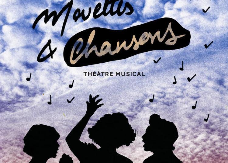 Mouettes & Chansons à Beaugency