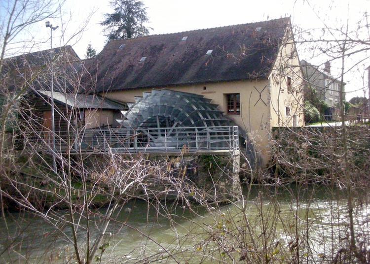 Moulin à Glace Sur Le Loir à La Fleche