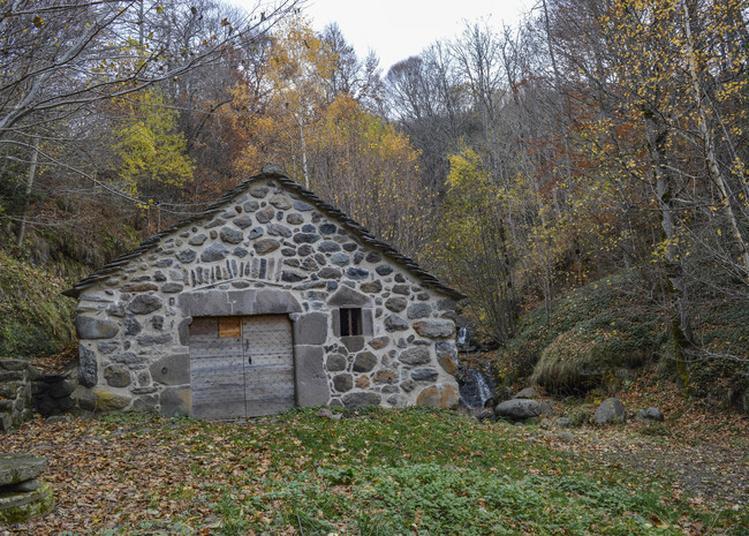 Moulin De Drils à Lavigerie