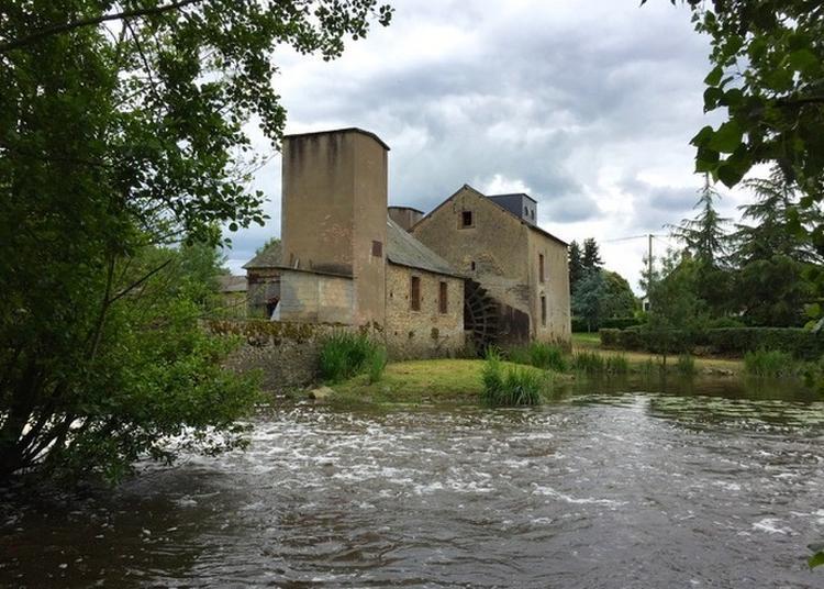 Moulin Du Pont Godalin à Sion les Mines