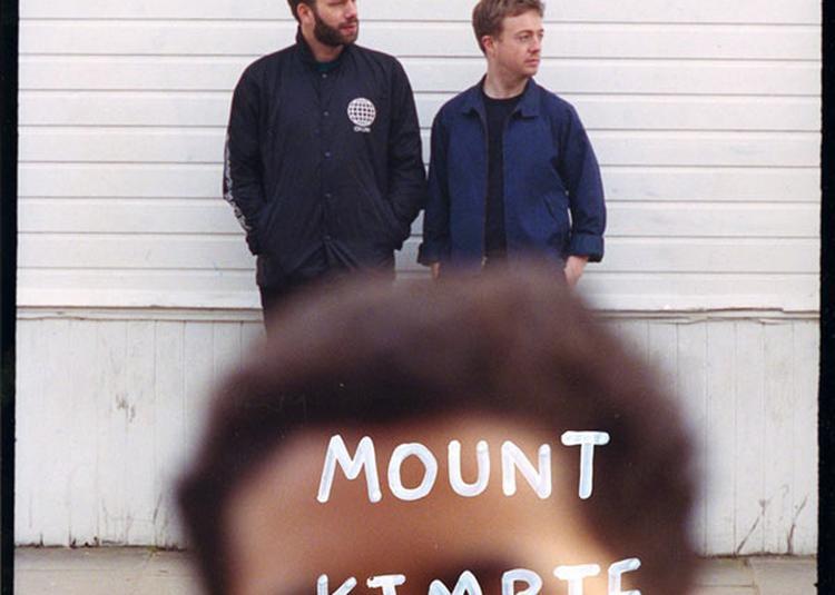 Mount Kimbie + Guest à Tourcoing