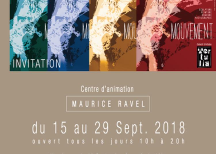 Mouvement à Paris 12ème