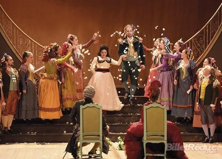 Mozart : Les Noces De Figaro à Versailles
