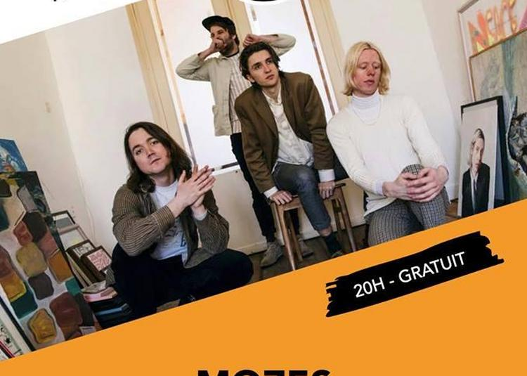 Mozes And The Firstborn (Grunge Garage Pop - Burger Records) à Paris 12ème