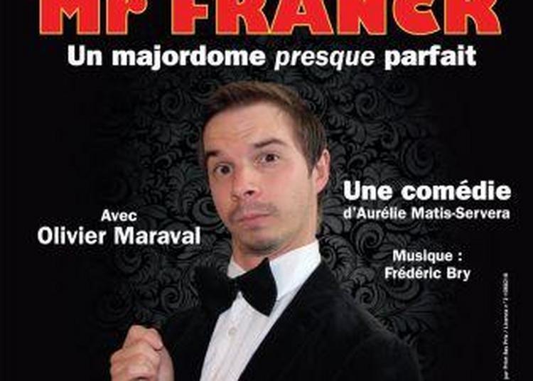 Mr Franck, un majordome presque parfait par la Cie Un tournesol sur Jupiter à Montauban