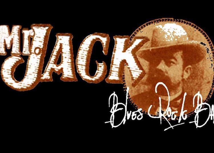 Mr Jack à Carnon Plage