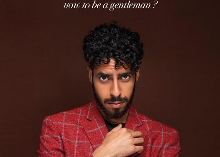 Mr Nouar Dans How To Be A Gentleman à Cabries