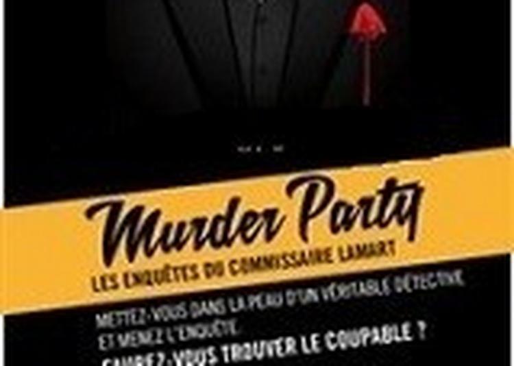 Murder Party à Le Cres