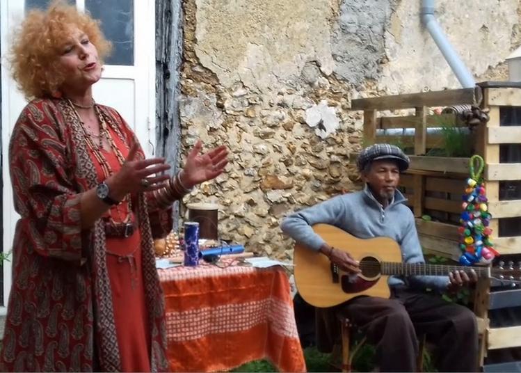 Muriel Bloch Et João Mota : Contes De L'envers Du Temps à Crecy Couve