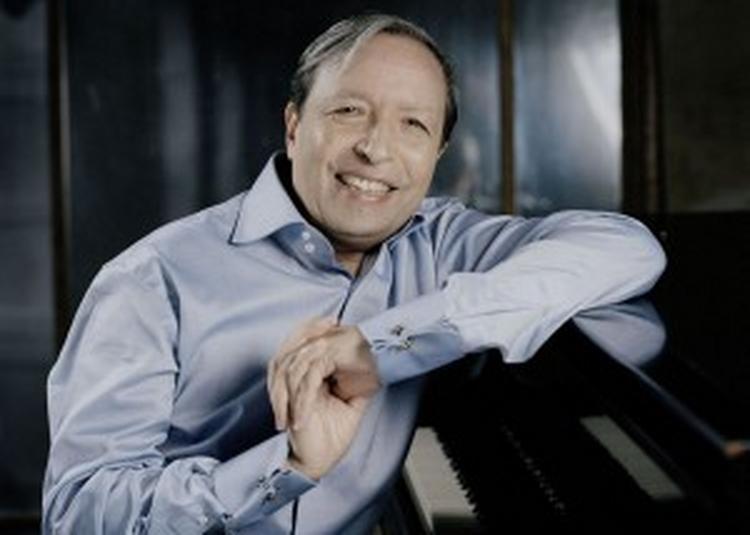 Murray Perahia / Bach, Beethoven, Schubert, Brahms à Paris 19ème