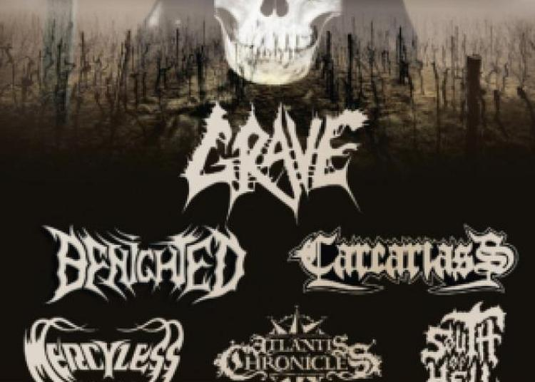 Muscadeath Xvi:grave/benighted/carcariass/mercyless/atlantis Chro à Vallet