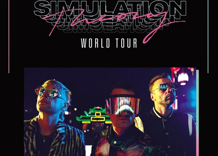 Muse Simulation Theory World Tour ! à Saint Denis