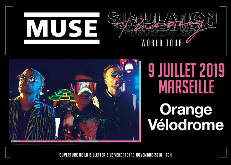 Muse - Simulation Theory World Tour à Marseille