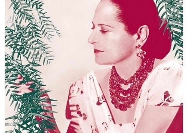 Musee D'art Et D'histoire Du Judaisme : Exposition Helena Rubinstein. L'aventure De La Beaute à Paris 4ème