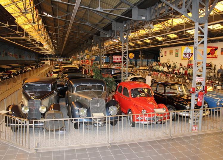 Musée De L'automobile à Reims