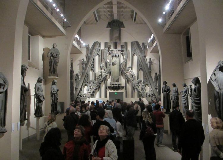 Musée De L'oeuvre Notre-dame à Strasbourg