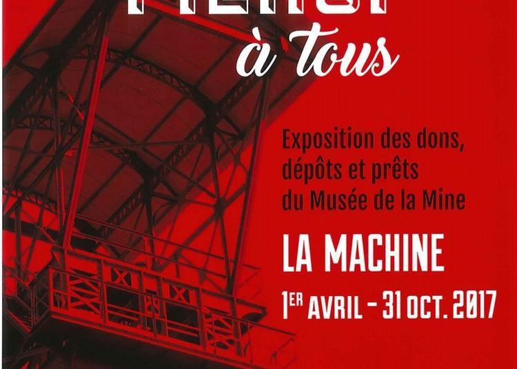 Musée De La Mine à La Machine