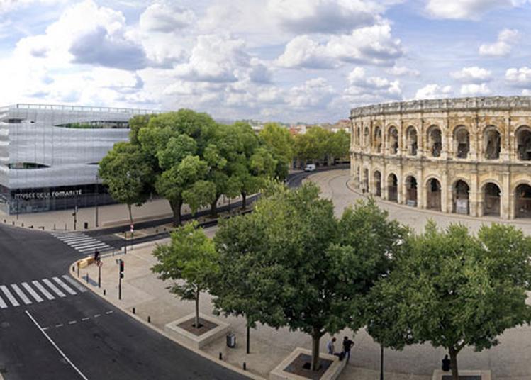 Musee De La Romanite à Nimes