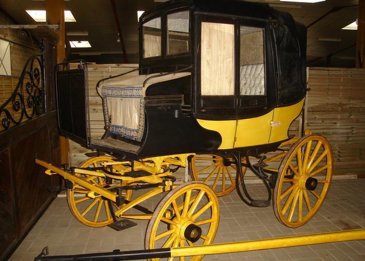 Musée De La Voiture à Cheval à Marcigny