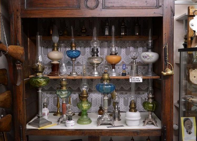 Musée Des Anciens Métiers, Visite Libre à Lapeyrouse Mornay