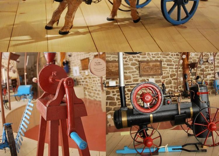 Musée Des Maquettes Agricoles D'albert Sevestre à Caden