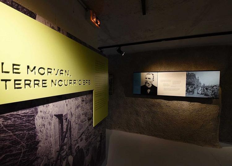 Musée Des Nourrices Et Des Enfants De L'assistance Publique à Alligny en Morvan