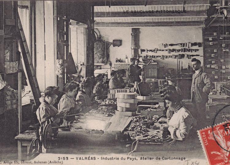 Musée Du Cartonnage Et De L'imprimerie - Visite Libre à Valreas