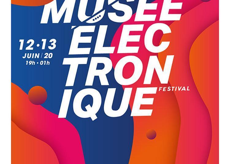 Musee Electronique Festival Pass 2j à Grenoble