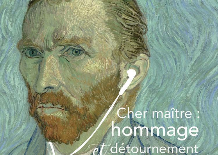 Musée éphémère - Cher maître : hommage et détournement à Verrieres le Buisson