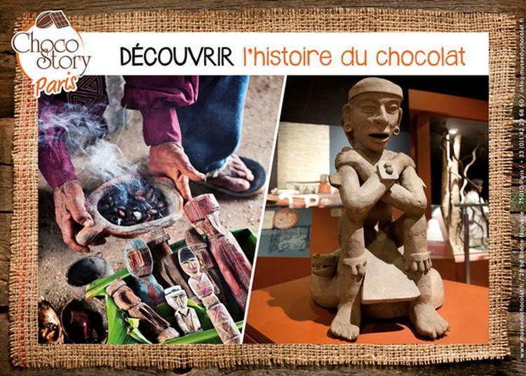 Musee Gourmand Du Chocolat :Visite simple à Paris 10ème