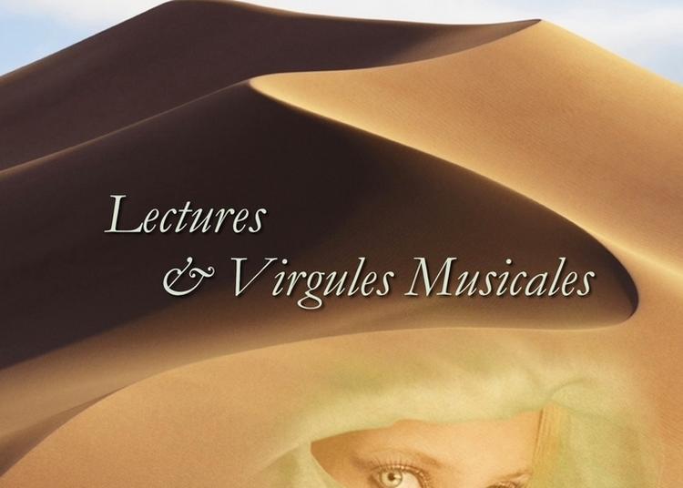 Lecture Et Virgules Musicales Mille Et Un Contes D'orient Du Maghreb Et De Kabylie à La Cote Saint Andre