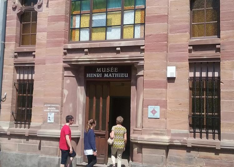 Musée Henri Mathieu à Bruyeres