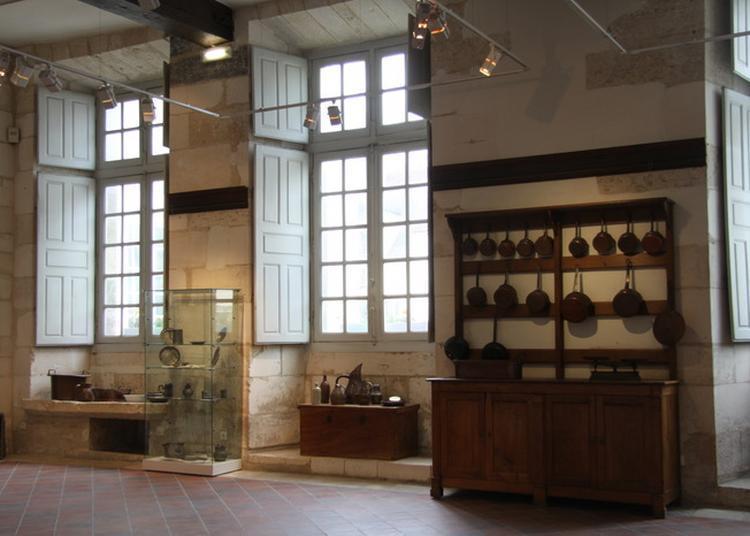 Musée Hospitalier à Tonnerre
