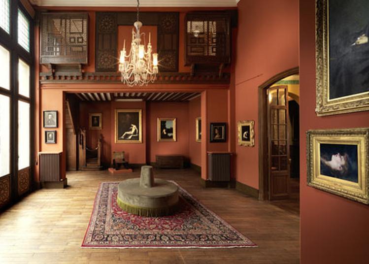 Musee J-J Henner + G. Moreau à Paris 17ème