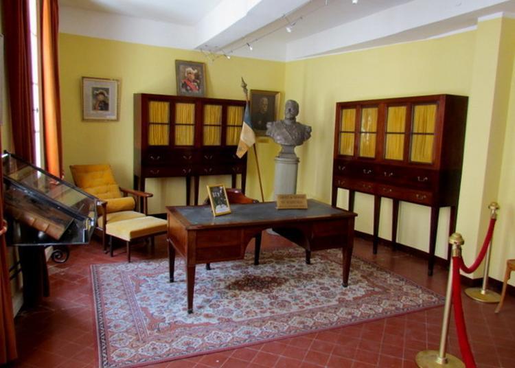 Musée-maison Natale Du Maréchal Joffre Ouvert à La Visite. à Rivesaltes