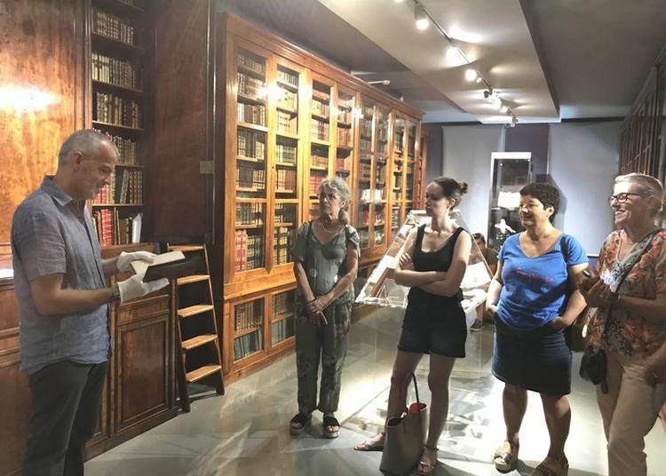 Musée Médard - Visite Du Conservateur à Lunel