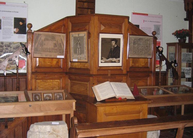 Musée Protestant De La Grange De Wassy
