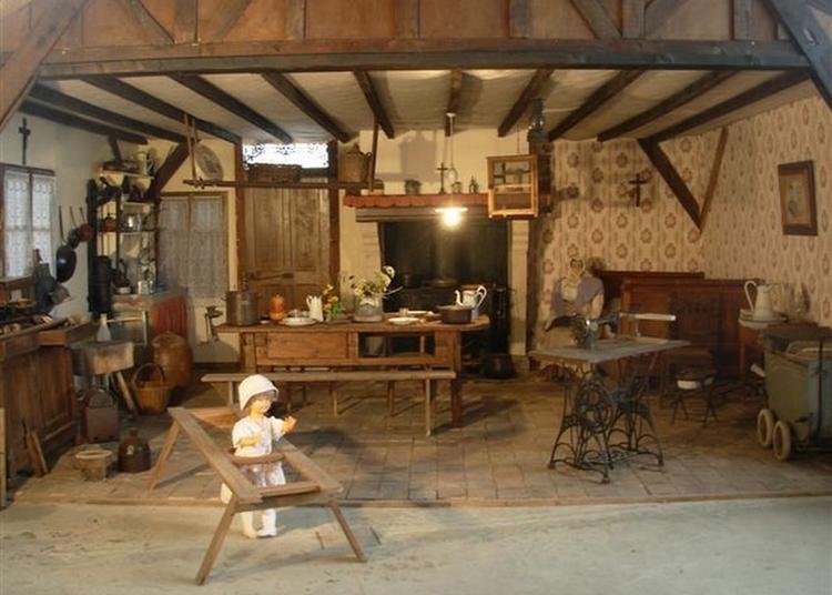 Musée Rural Et Artisanal La Bertauge à Somme Vesle